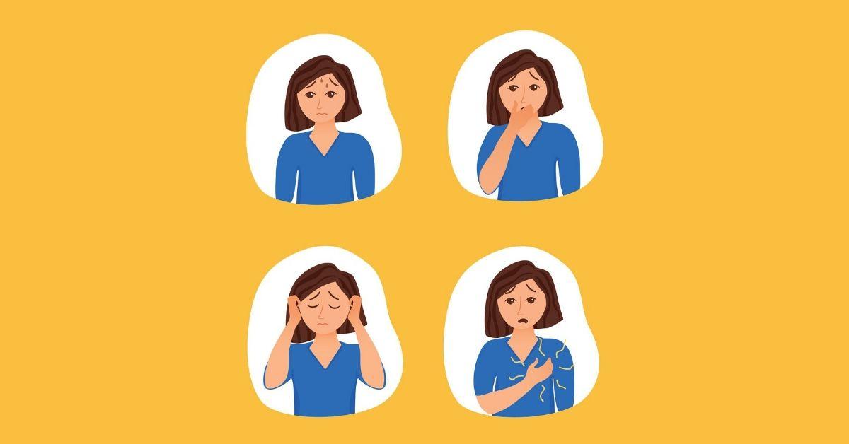 panico e ansia coronavirus verona